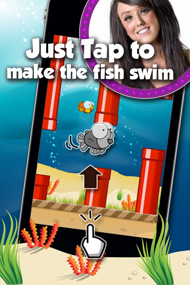 Charlotte's Flappy Fish