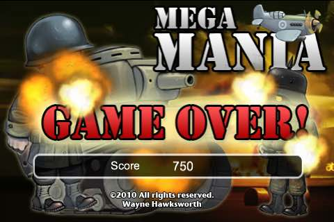 Mega Mania Tank Destruction