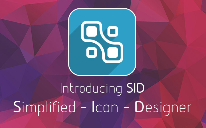 Simple Icon Designer