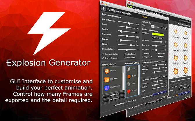 Explosion Generator