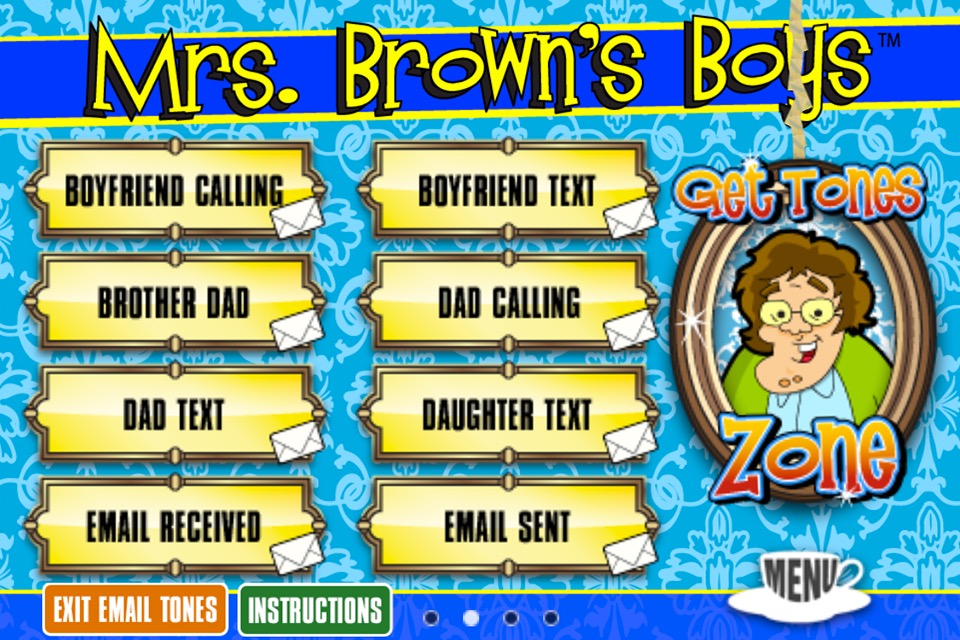 Mrs. Brown's Boys App