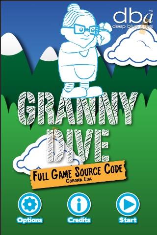 Granny Dive