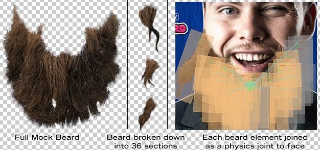 beard setup