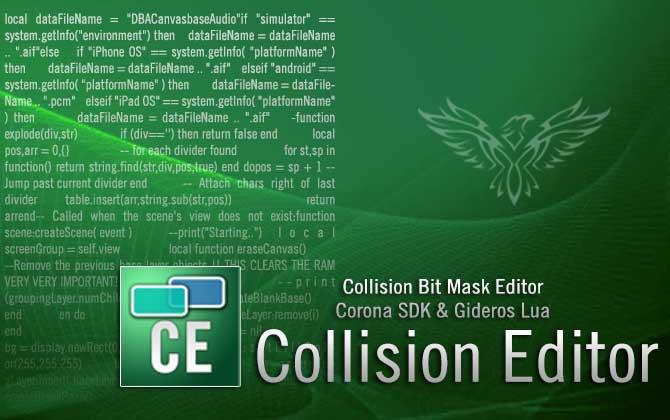Collision Editor