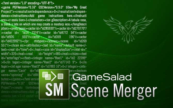 GS Scene Merger
