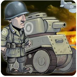Mega Mania Tank Destruction