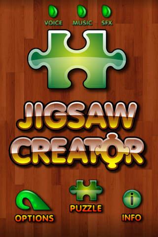 Jigsaw Creator